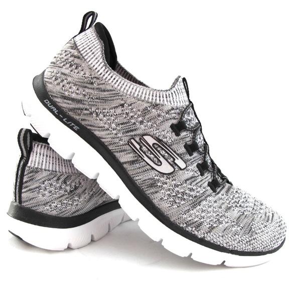 Skechers Shoes | Ladies Bungee Slip On